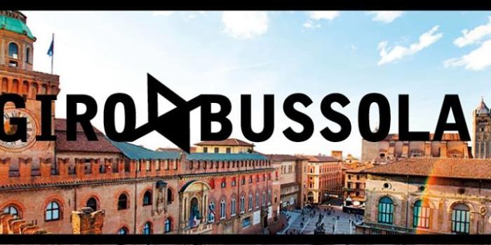 La Girobussola, Itinerari non convenzionali per conoscere Bologna senza l'uso della vista.