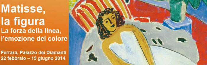 Matisse, exhibition in Ferrara.