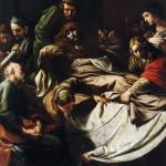 Transito della Vergine di Alessandro Tiarini