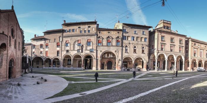 Bologna in 1 giorno con un budget di 15 euro a persona.