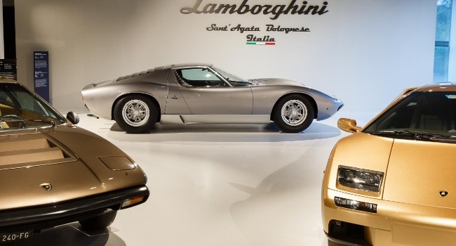 Nuovo Museo Lamborghini