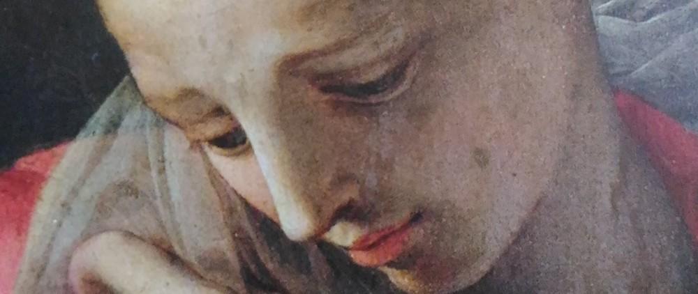 A. Bronzino, Deposizione di Cristo (dettaglio),1540-1545. Musée des Beaux-Arts, Besançon.