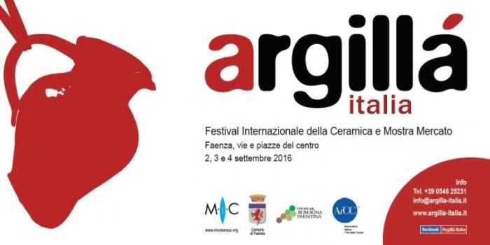 """Argillà Italia"" in scena a Faenza"