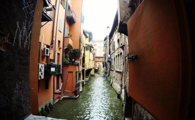 Bologna, città delle acque
